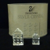 Swarovski Set Of Houses