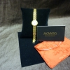 Movado Goldtone Watch