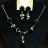 Devi Necklace & Earring Set