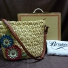 Brighton Straw Handbag