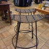 Wicker Seat Stools